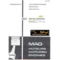 Mag 1026 Srlx 189 109 Moteur