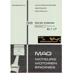 Mag 1026 Srlx 240 272 Moteur