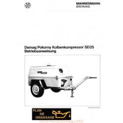 Mannesmann Demag Sd25 Compresseur