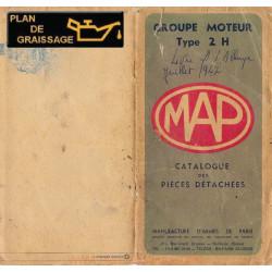 Map 2 H Moteur