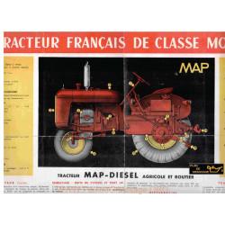 Map Dr3 Tracteur