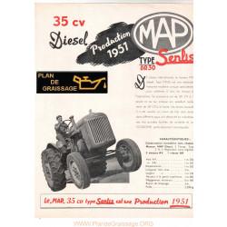 Map Dr30 35cv Senlis Tracteur