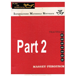 Massey Ferguson 100 P2 1965