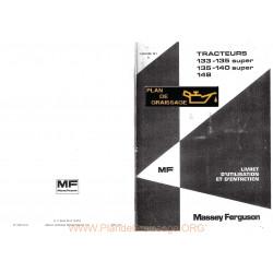 Massey Ferguson 133 135 140 148
