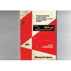 Massey Ferguson 133 135 148 152mkiii